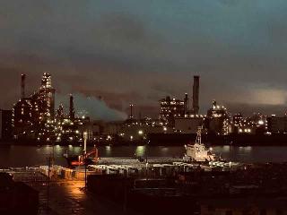 川崎工場地帯船上ワンマンLIVE